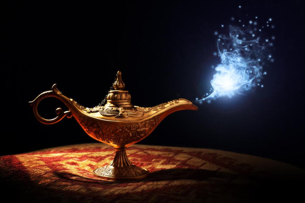 Alateadvuse jõud toimib kui Aladdini lamp?
