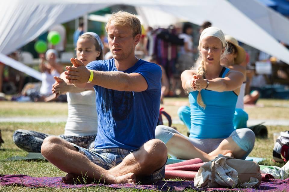 ISEGI KUI SA OLED JOOGAST AINULT MÕELNUD! Joogafestival toob kohale väelised joogaõpetajad