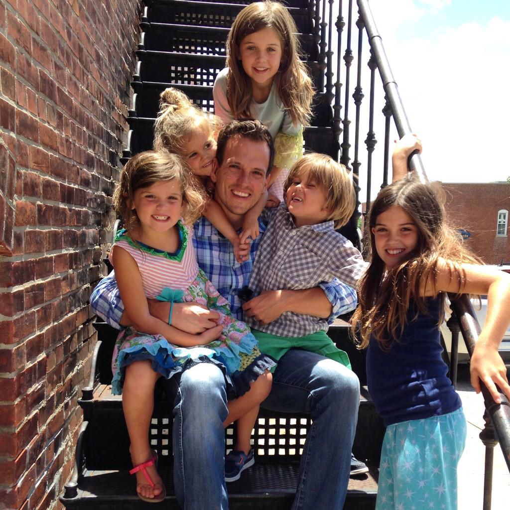 JUSTIN RICKLEFSI 15 soovitust ehk mida peab teadma iga tütarlapse isa