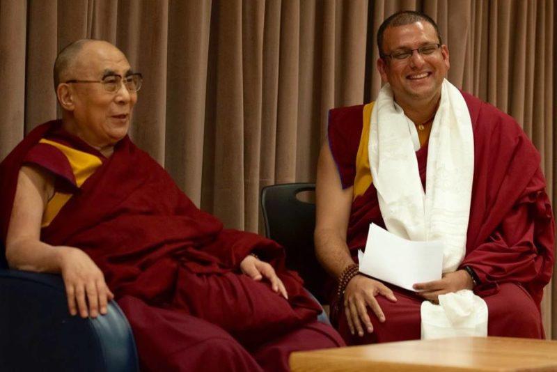 Tiibeti munk annab Tallinnas kahepäevase seminari