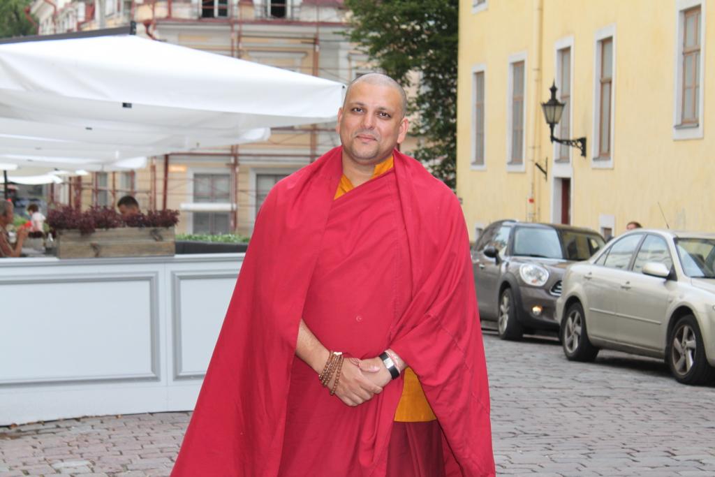VAATA VIDEOT! Auväärne Tenzin Priyadarshi: minu ülesanne budistliku mungana on muuta inimeste ootusi