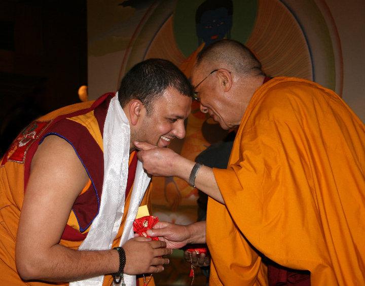 INSPIREERIVALE LOENGULE LISAKS KINGITUSEKS KUNSTIELAMUS! Tiibeti munga loengu külastamine kingib lisaks kunstielamuse