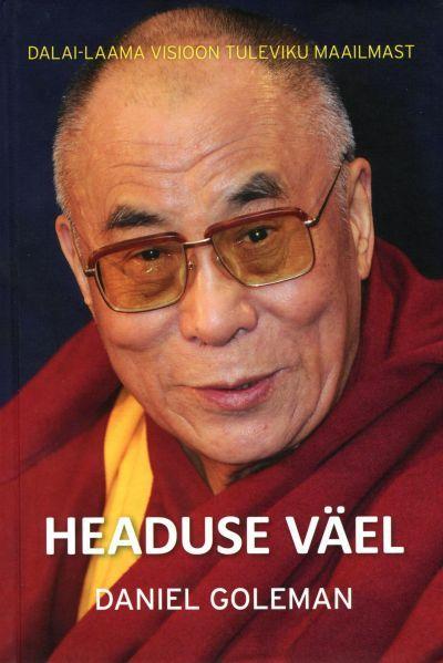 RAAMATUSOOVITUS! Dalai-laama: igaüks meist saab kaasa aidata sellele, et maailm oleks elamiseks parem paik