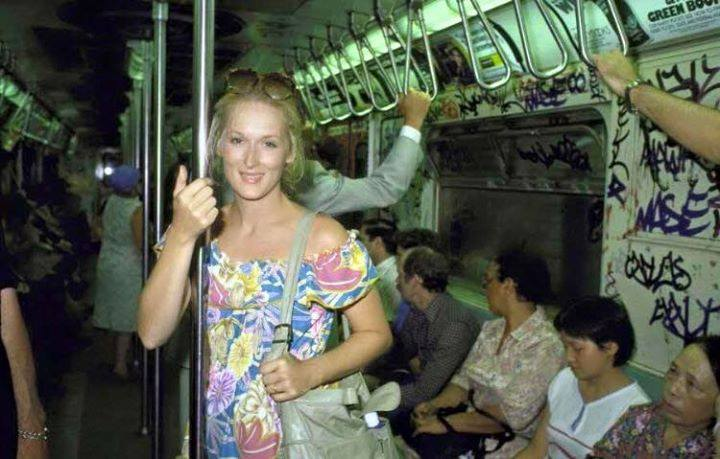 ÄRA IIALGI LOOBU OMA UNISTUSTEST! Meryl Streepi edulugu ehk koledaks nimetamisest Oscariteni