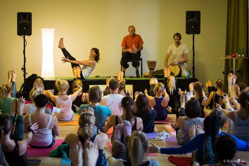 PILETID MÜÜGIL! Joogafestival naaseb Tallinna tervislike eluviisidega