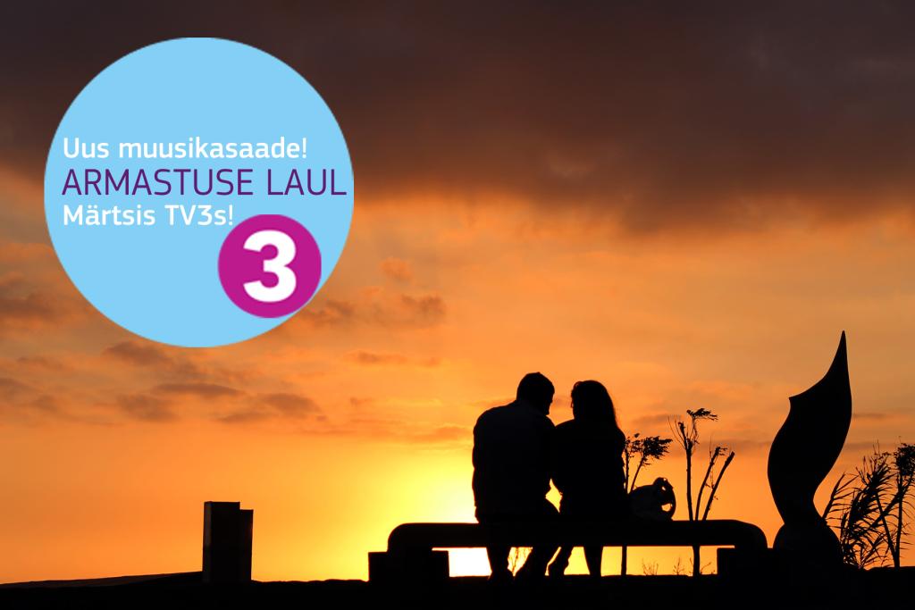 """RÄÄGI OMA LUGU! Juba märtsis alustab TV3-s uus südantliigutav muusikasaade """"Armastuse laul"""""""
