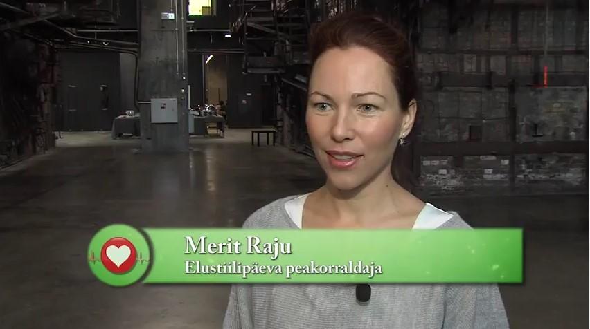 VAATA VIDEOT! Elustiilipäeva peakorraldaja Merit Raju: jooga on elustiil