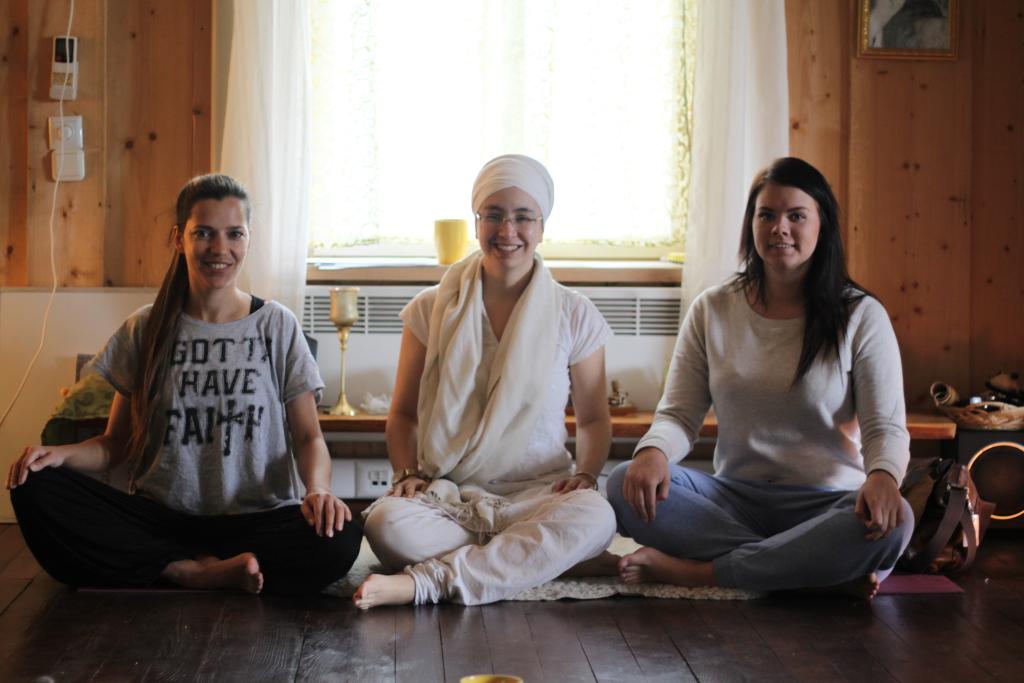 GOODNEWS KATSETAB! Kundalini jooga keskendub õigele hingamisele