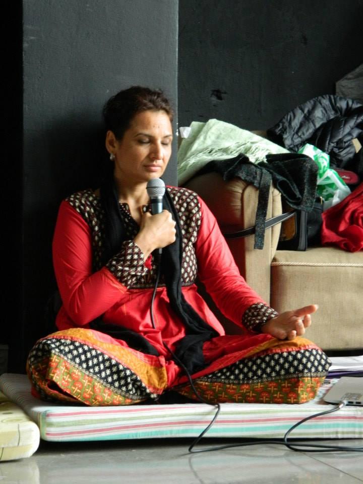 PÕNEV KURSUS! Indiast pärit Sindhu Prem viib rännakule minevikumälestustesse