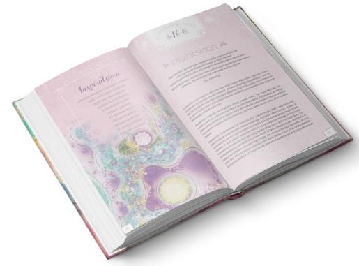 """Raamat """"Loova elu teejuht"""" on inspiratsiooniraamat endas loova külje avastamiseks"""