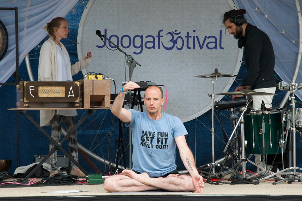 Jocke Salokorpi: minu jaoks on jooga vahend, millega hoida füüsilist ja vaimset tasakaalu igapäevaelus