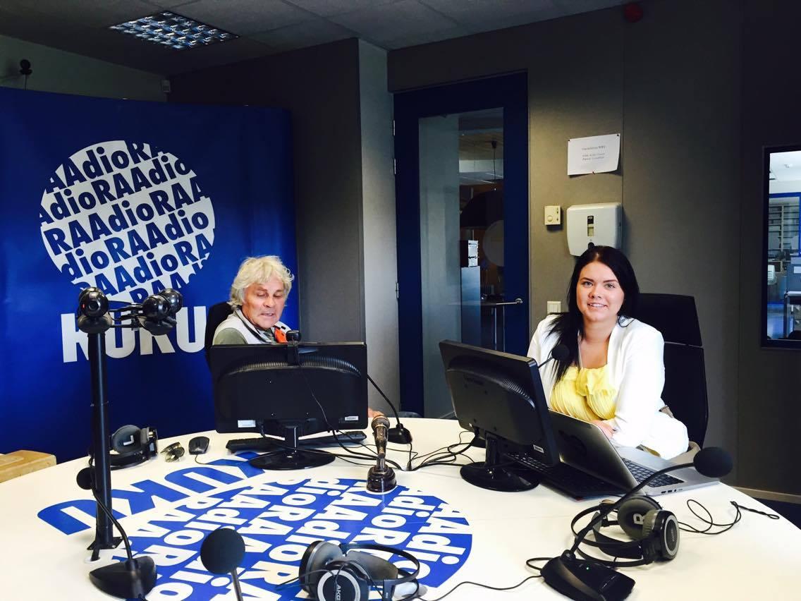 PUBLIKUMÄRK KUKU RAADIOS! Jüri Aarma pinnib, Monika Kuzmina ja Joanna Müür räägivad katsetustest