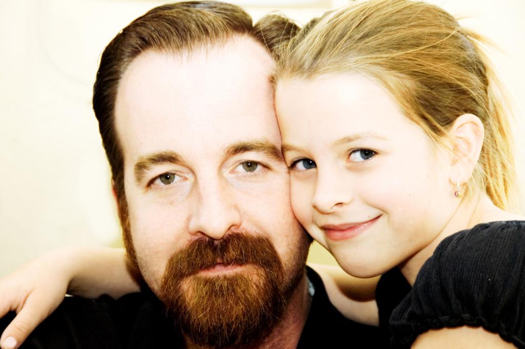 Isa kui eeskuju ja autoriteet on lapsest lahutamatu