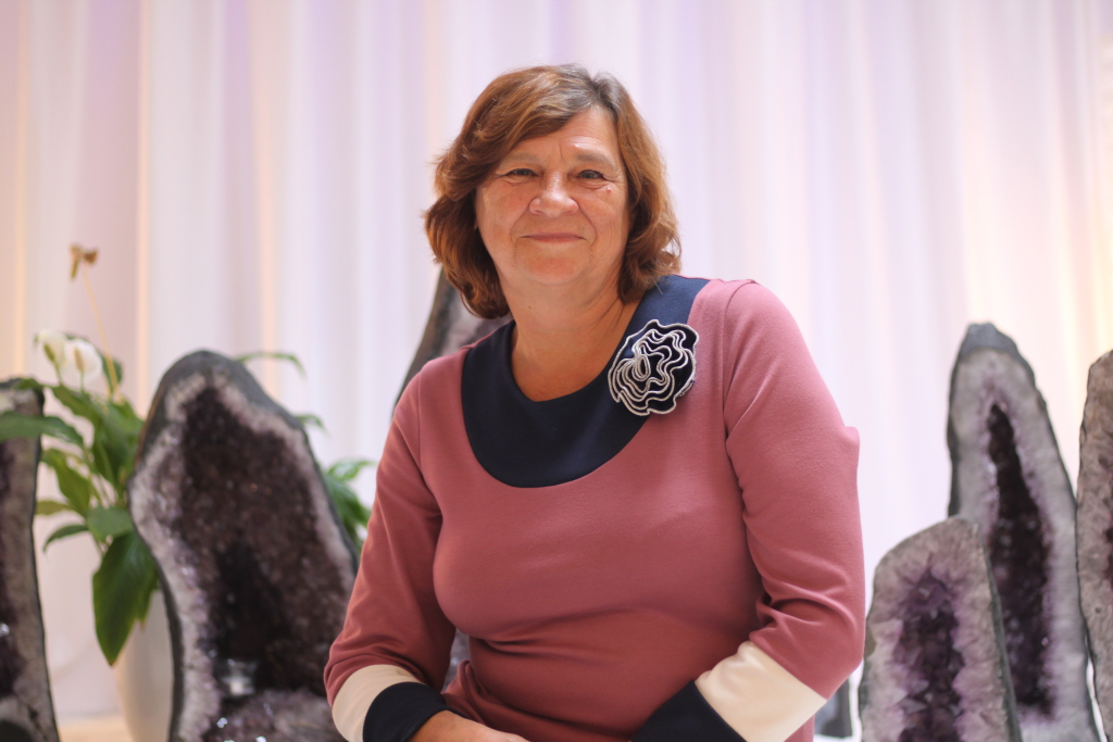 INTERVJUU! Maire Taska kursus raha energiast vaatab sügavuti sidemeid minevikuga