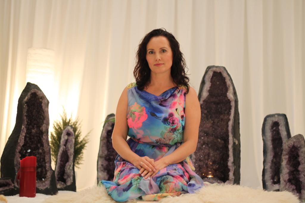 VABASTAV HINGAMINE! Kristalltemplis saab hingamine uue tähenduse