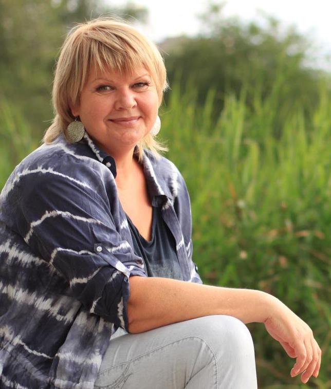 Ukraina koolitaja Anna Levitševa aitab heita pilgu äri modelleeerimise maailma