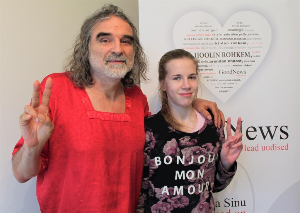Veet Mano patsient Kristiina Lindjärv: olen temalt õppinud seda, et kõik on võimalik