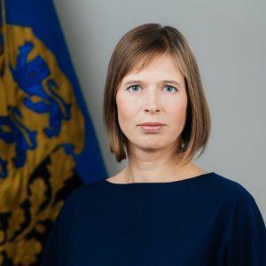 Kersti Kaljulaid - Foto Rene Riisalu