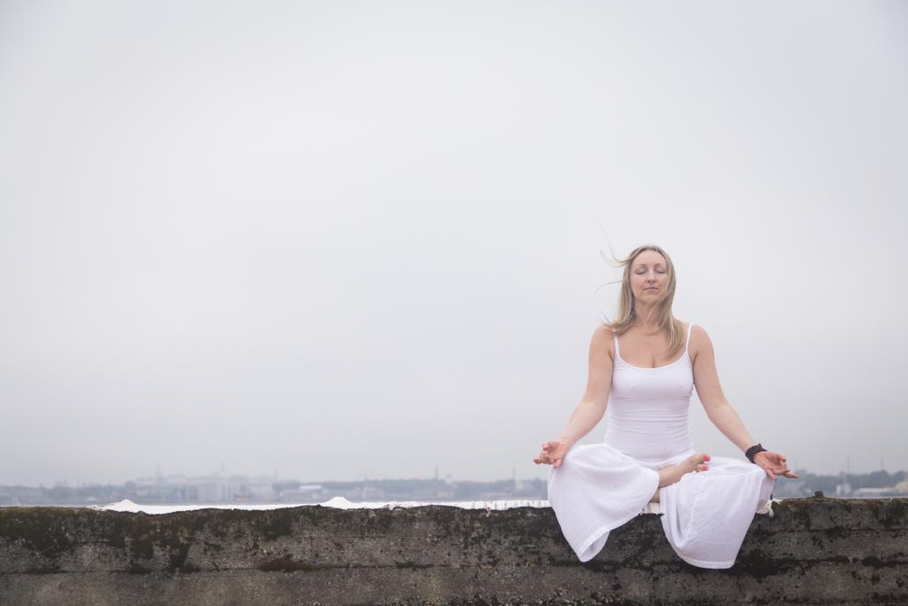 Joogaõpetaja Tiina Pappel: jooga aitab oma elu paremaks muuta
