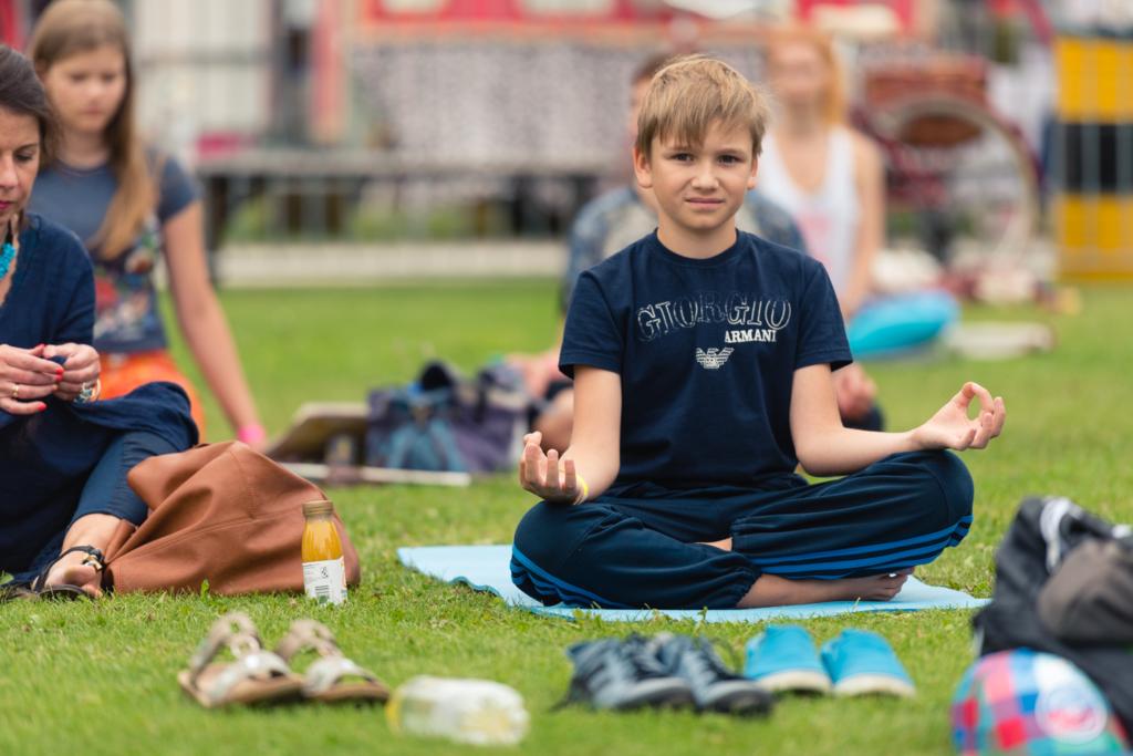 Joogafestival: müüdid ja tegelikkus