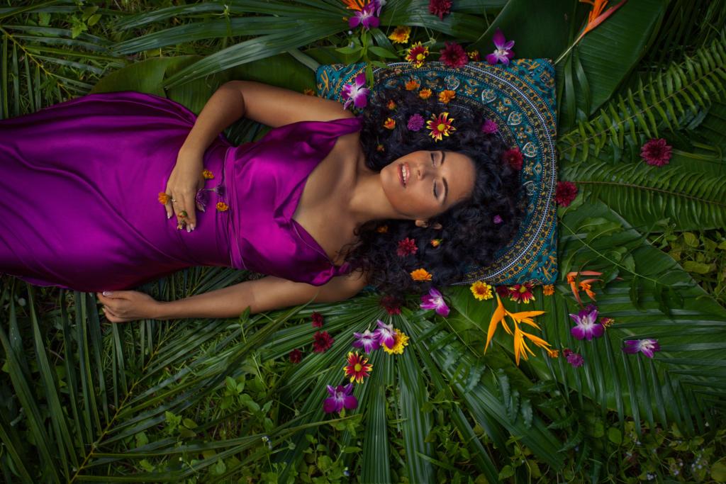 Väelauljatar Peruquois': meie, naiste, roll on kaitsta armastust ja järjepidevalt täita meie igapäevaelu lähedusega
