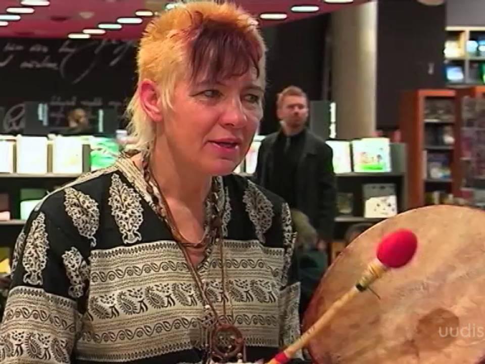 VIDEO! Miks Anu Pahka käib Venemaal šamaanikunsti õppimas?