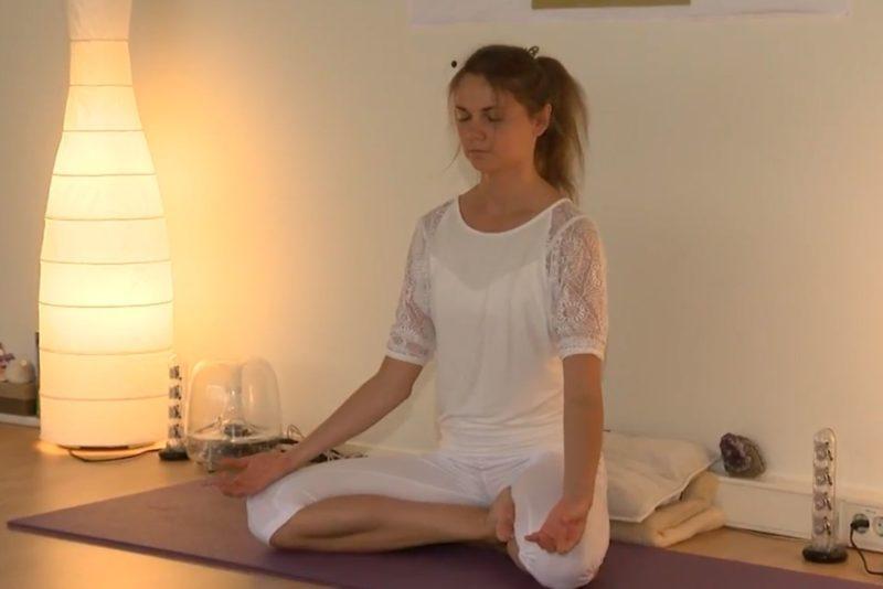 VIDEO! Karolin Tsarski: jooga on kõikehõlmav, ta võib aidata kõiki ja igal alal