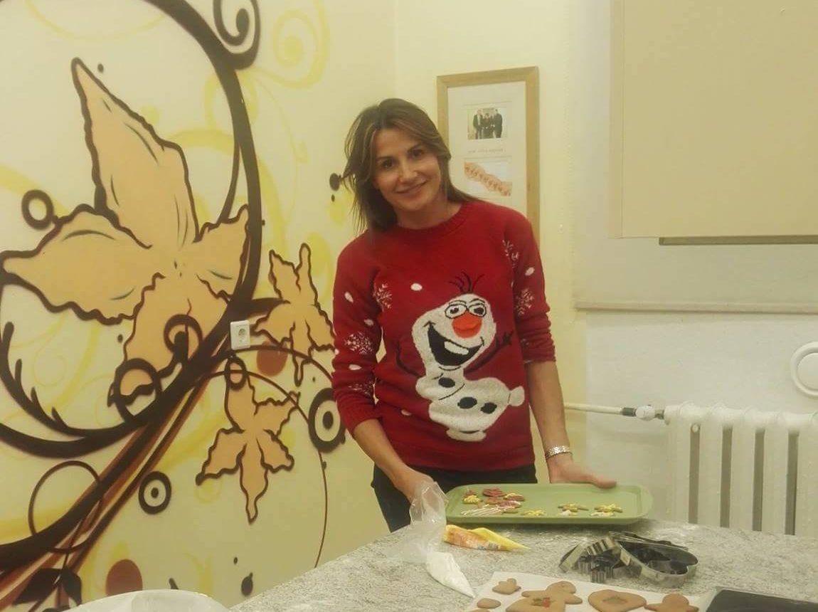 ILUS HING! Reet Härmati jõuluootus tähendab turvakeskuse lastega piparkookide valmistamist