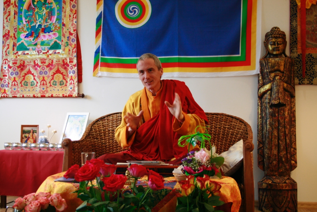 Mis on meie elu eesmärk ning kuidas kõik toimib – ehk milles on point? Selgitab budismiõpetaja ja munk Laama Erik