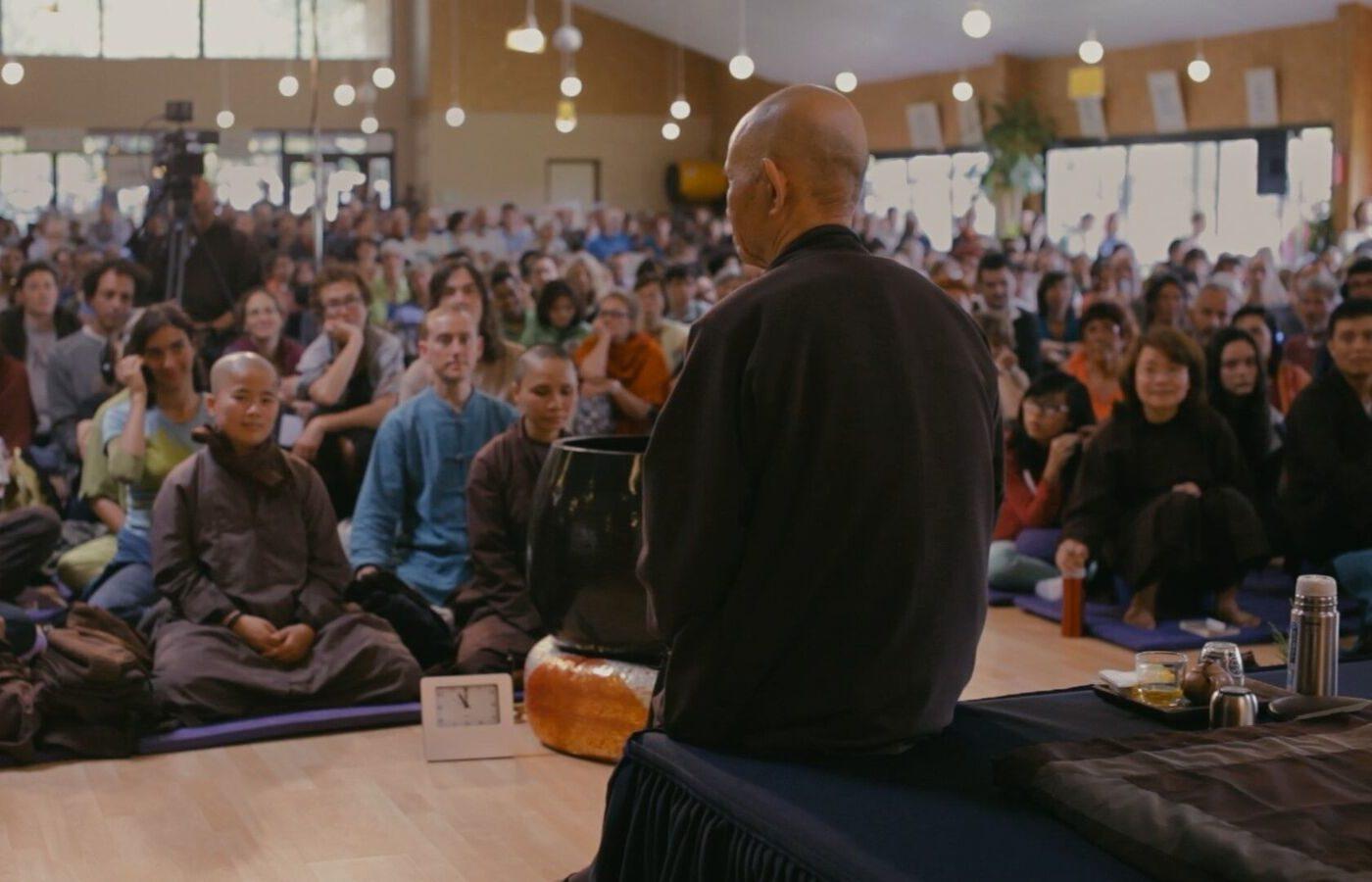 """Mõtlemapanevad tsitaadid zen-budismi filmist """"Vaikusesse kõnd"""""""