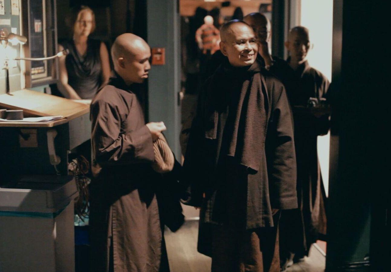 """Tao Keskus näitab meditatiivset filmi """"Vaikusesse kõnd"""", mis räägib kloostrielanike elust"""
