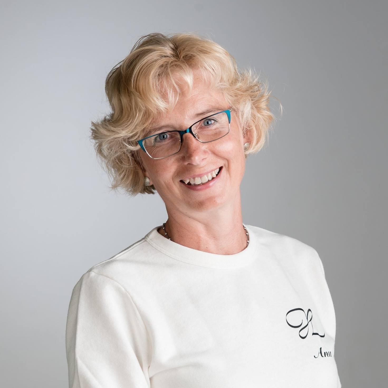 Anu Liiser: võta iseennast kui kingitust, võta elu kui kingitust!