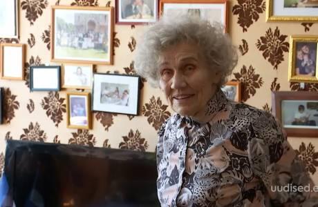 VIDEO! 92-aastase Virve pikaealisuse saladus: ole rõõmus ja optimistlik