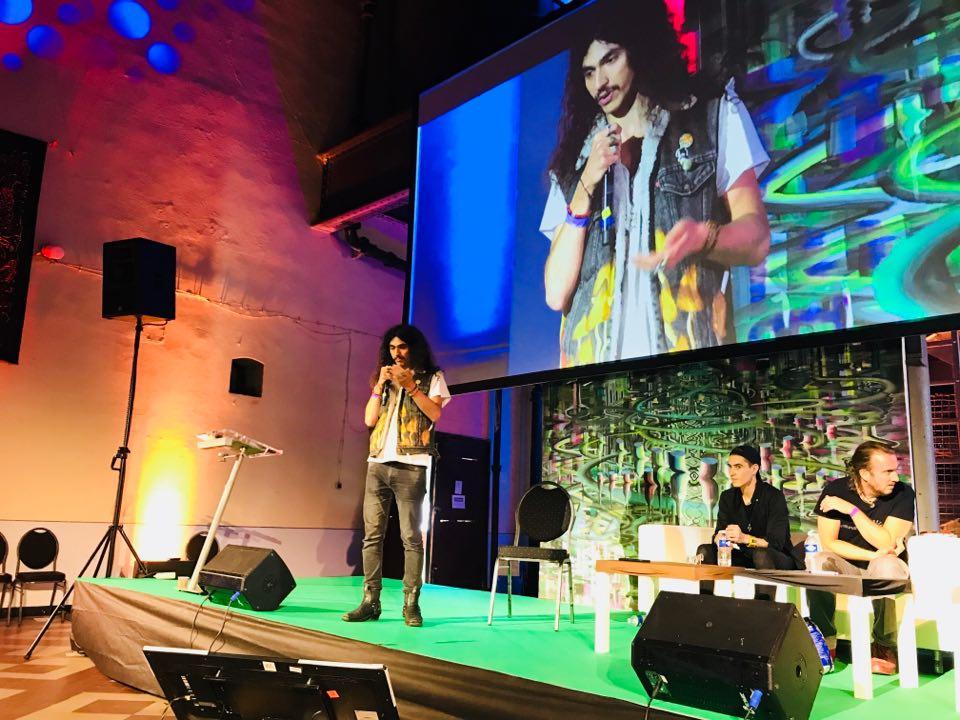 GOODNEWS KOHAL! Praha psühhedeeliakonverentsil vesteldakse täna sünergiast