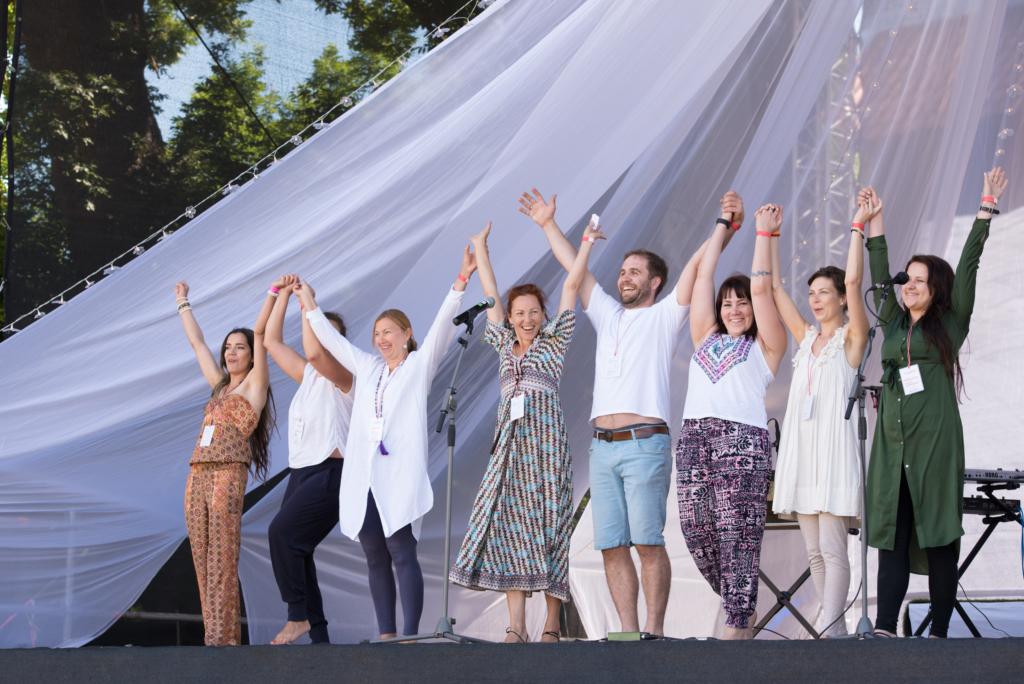 8 aastat Joogafestivali kogemust: 10 soovitust südamega sündmuse korraldamiseks