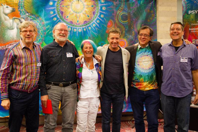 VAATA UUESTI! Psycherence'il rääkisid Luis Eduardo Luna,  Dennis McKenna, Susan Blackmore ja Jeremy Narby