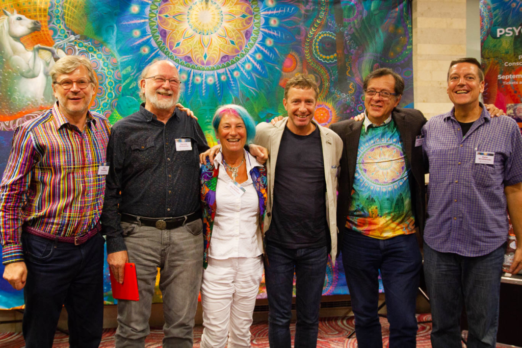vasakult Alar Tamming Dennis McKenna Susan Blackmore Jeremy Narby Luis Luna Peter Wroblewski
