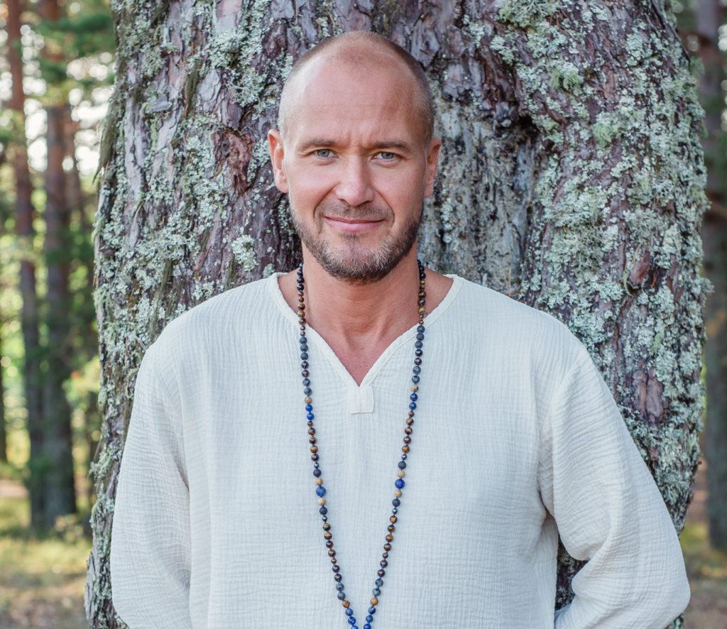 Raivo Juhanson. Foto: Terje Atonen