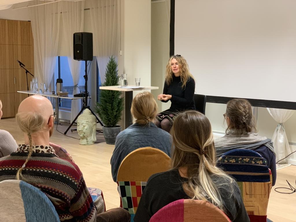 Hoppi Wimbushi seminaril käinud Marit: õppisin end sügavamalt armastama