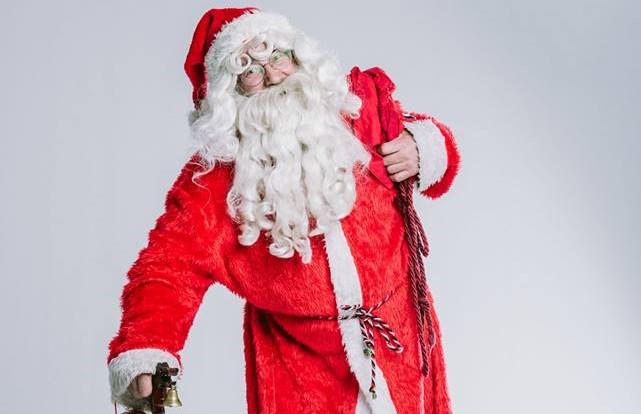 """Näed siis! Telereporter Üllar Luup esitleb oma esikraamatut """"Jõuluvana Juhani päevaraamat"""""""