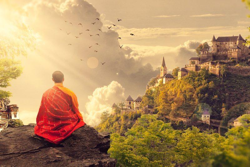 Meditatsiooni abil saad oma küsimustele vastused