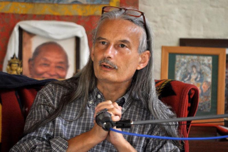 Eestit külastab meditatsiooniõpetaja Elio Guarisco