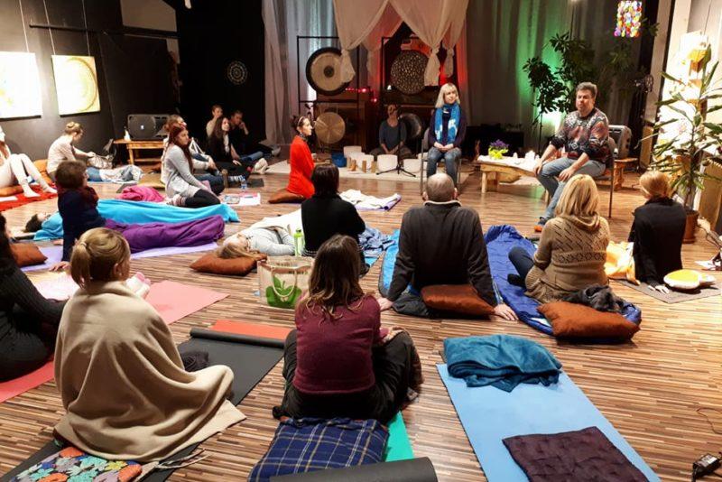 Intuitsioon, empaatia ja teadlikkus - tervenduse meistriklass