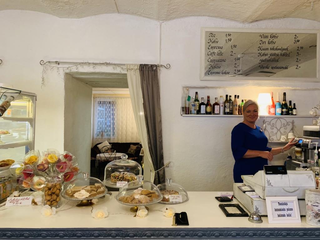 PIILU KOHVIKUSSE! Kohvik, kus kohtuvad muinasjutt ja naiselik maagia
