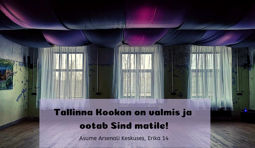 Tallinnas avab uksed uus joogastuudio