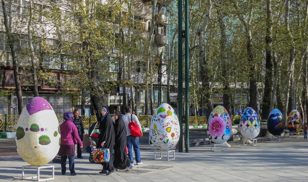 munad tänavatel