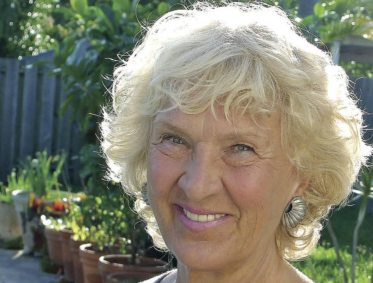 Lena Kristina Tuulse õpetab Algallikal soolepuhastust