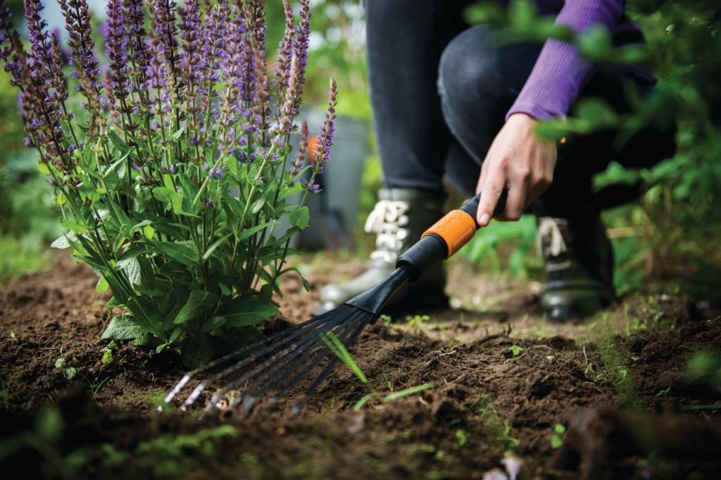 UURINGU TULEMUSED! Inimesed, kes teevad aiatöid, on õnnelikumad ja näevad just aias tegutsemist enda peamise õnneallikana