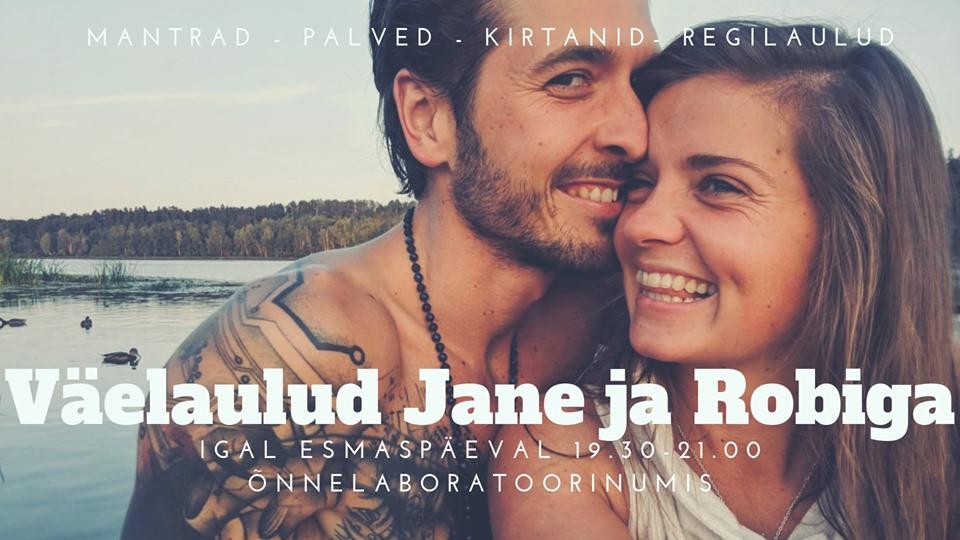 Väelaulud Jane ja Robiga