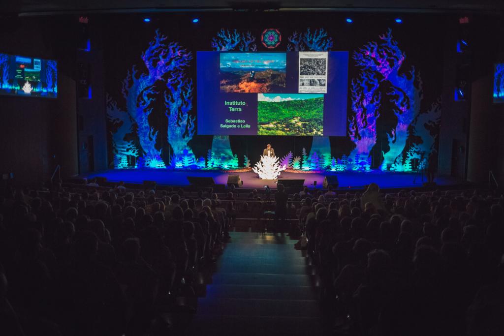 PALUN VAATA I VIDEO! Colombia antropoloog Eestis: pole hilja looduse hävitamist peatada!